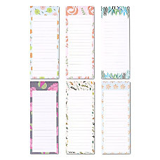 To do List Notepad 6 Pack