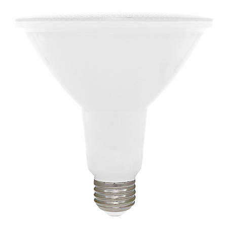 Euri Par38 4000 Series LED Flood Bulbs, 3,000 Kelvin, 15 Watt, 1,050 Lumens, Warm White, Pack Of 2 Bulbs