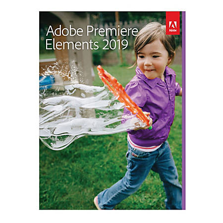 Adobe Premiere Elements 2019 Windows