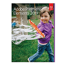 Adobe Premiere Elements 2019 Windows Download