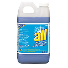 all High Efficiency Liquid Laundry Detergent