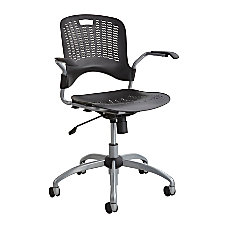 Safco Sassy Mid Back Swivel Chair