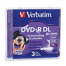 Verbatim 95313 DVD Recordable Media DVDR
