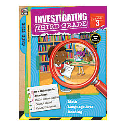 Thinking Kids Investigating Third Grade Grade