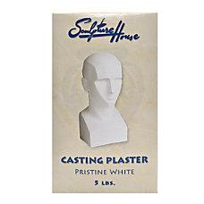 Sculpture House Pristine Casting Plaster 5