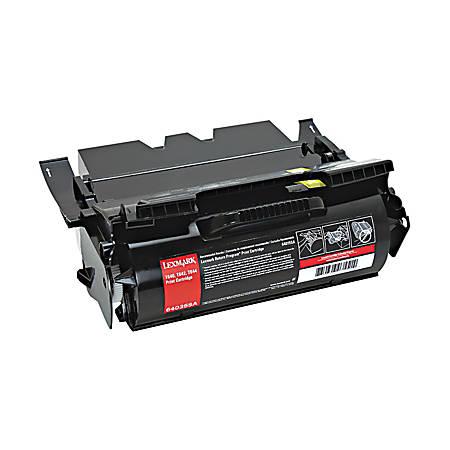 Lexmark™ 64035SA Black Toner Cartridge