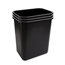 Highmark Wastebaskets 7 Gallons 17 34