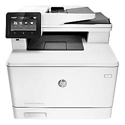 HP Color LaserJet Pro M477fnw Multifunction