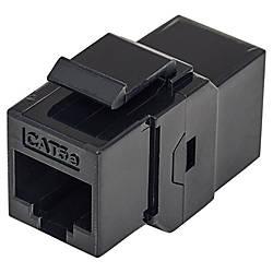 Intellinet Cat5e UTP Inline Coupler Keystone