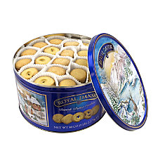 Royal Dansk Butter Cookies 4 Lb