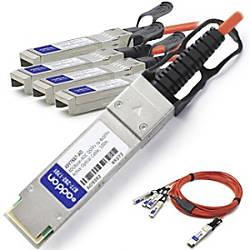 AddOn Cisco QSFP 4X10G AOC1M Compatible