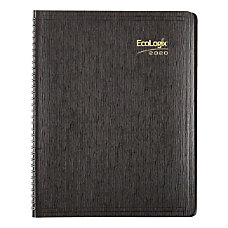 Brownline EcoLogix 14 Month Planner 8