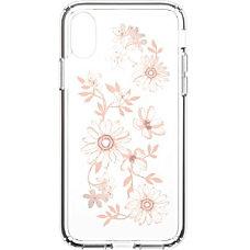 Speck Presidio Clear Print iPhone Xs