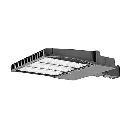 Luminoso LED GLX Area Light Fixture, Type V, 5,000 Kelvin, 300 Watt, 33,618 Lumens