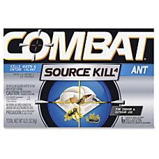 Combat Bait Stations Ant Killer Kills