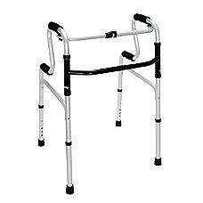 HealthSmart Sit To Stand Adjustable Aluminum