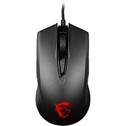 MSI Clutch GM40 Black Gaming Mouse