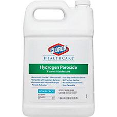 Clorox Healthcare Hydrogen Peroxide Cleaner Liquid