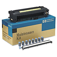 HP 110 Volt User Maintenance Kit