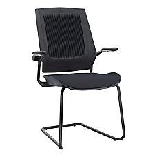 Koplus BodyFlex Fabric Guest Chairs Cantilever