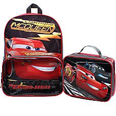 Disney Pixar Cars Top Speed Backpack