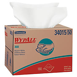 Kimberly Clark Professional Wipers Wypall X60