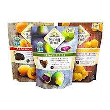 SUNNY FRUIT Organic Dried Fruit Variety