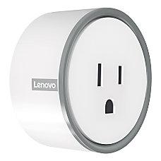 Lenovo Smart Plug White ZG38C02544
