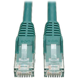 Tripp Lite 2ft Cat6 Gigabit Snagless
