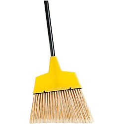 Genuine Joe High Performance Angled Broom