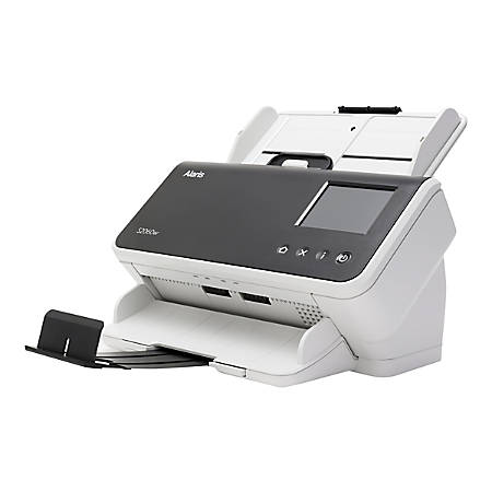 Alaris S2060w - Document scanner -  - 600 dpi x 600 dpi - up to 60 ppm (mono) / up to 60 ppm (color) - ADF (80 sheets) - up to 7000 scans per day - LAN, Wi-Fi(n), USB 3.1 Gen 1