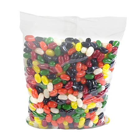Sweet's Candy Company Jelly Beans, Assorted Flavors, 5-Lb Bag