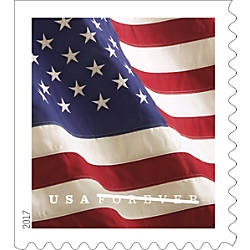 USPS FOREVER STAMPS Coil of 100