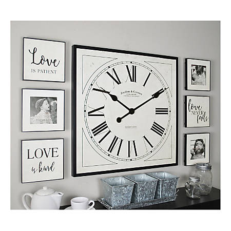 FirsTime & Co.® Love Frame Gallery 7-Piece Set, White