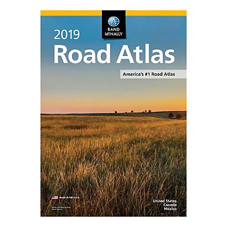 Rand McNally Road Atlas 2019