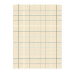 pacon quadrille ruled heavyweight drawing paper 1 squares manila