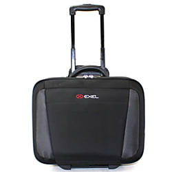 Exel 16 Wheeled Business Case Black