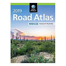 Rand McNally Midsize Deluxe Road Atlas