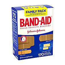 Johnson Johnson Band aid Adhesive Bandages
