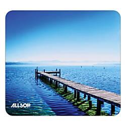 Allsop Naturesmart Mouse Pad 8 Blue