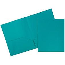 JAM Paper Plastic 2 Pocket School