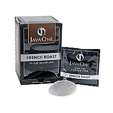 Java One Single Cup Coffee Pods