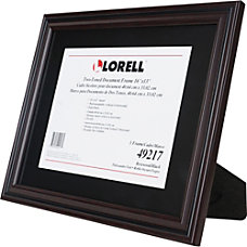Lorell Two toned Certificate Frame 11