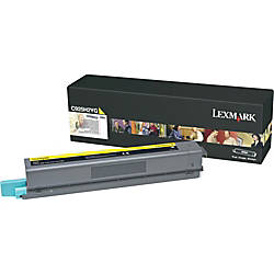 Lexmark C925H2YG High Yield Yellow Toner