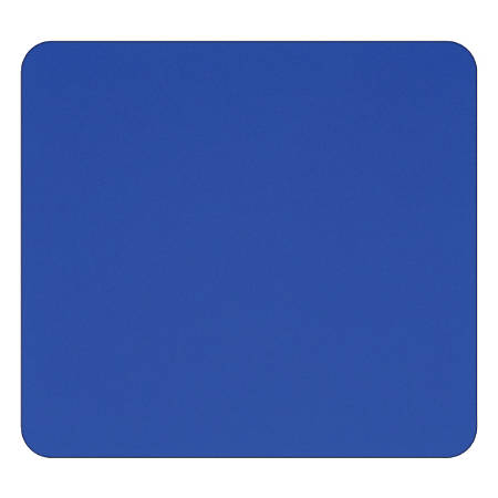 """Allsop® Mouse Pad, 8.5"""", Blue"""