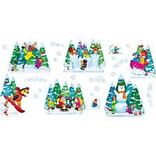 Trend Wonderful Winter Bulletin Board Set
