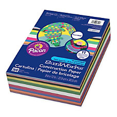 SunWorks Smart Stack Heavyweight Construction Paper