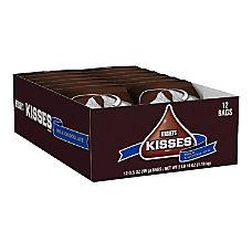 Hersheys Milk Chocolate Kisses 3 Oz