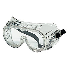 PROTECTIVE GOGGLE CLEARFRAME POLYCARBONATE LENS