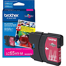 Brother LC65HYM Original Ink Cartridge Inkjet